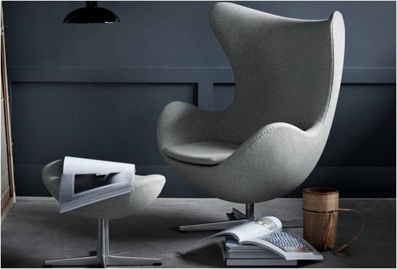 Arne Jacobsen Egg Chair | That Should Be Mine