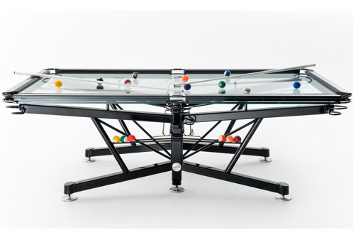 Glass Pool Table That Should Be Mine