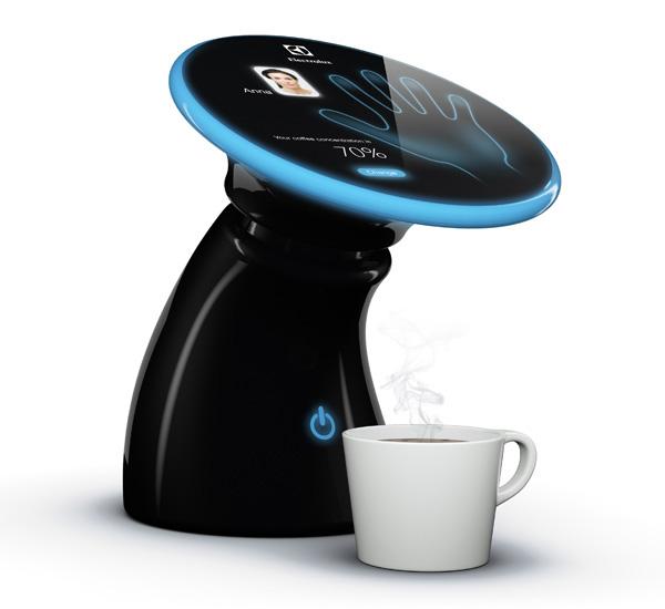 Memory Coffee Machine That Should Be Mine