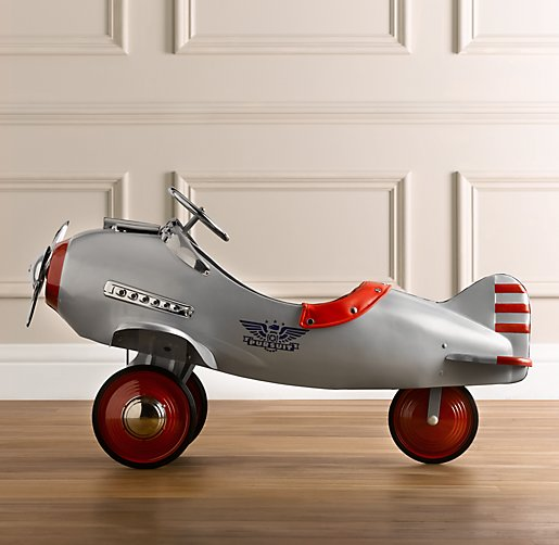Vintage Pedal Plane That Should Be Mine