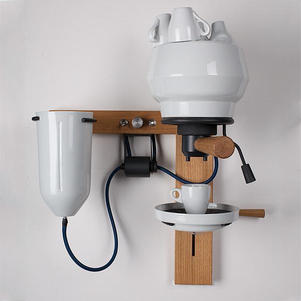 Hausser Espresso Coffee Machine That Should Be Mine