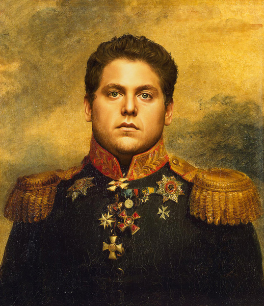 Jonah Hill Replaceface