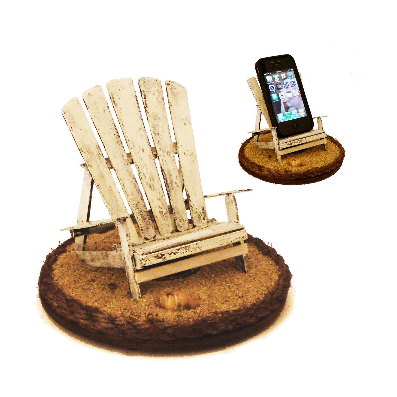 IPhone Deckchair Stand
