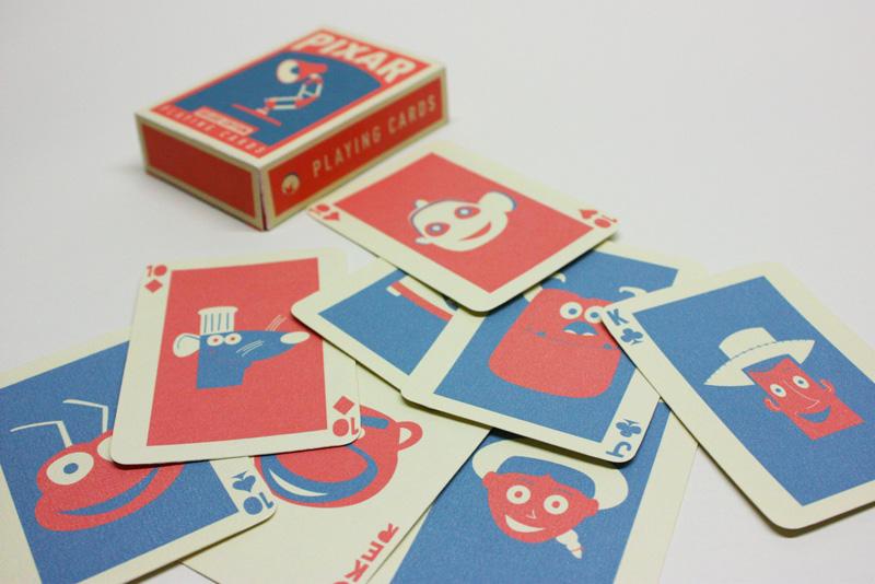 pixar cards