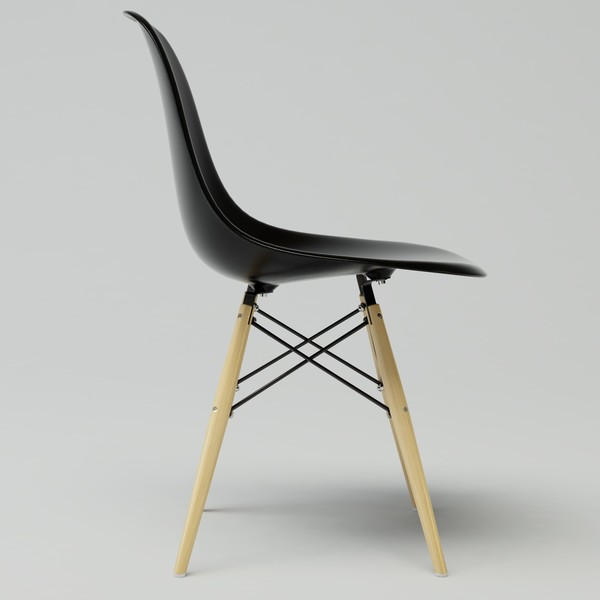 Charles Eames DSW Chair