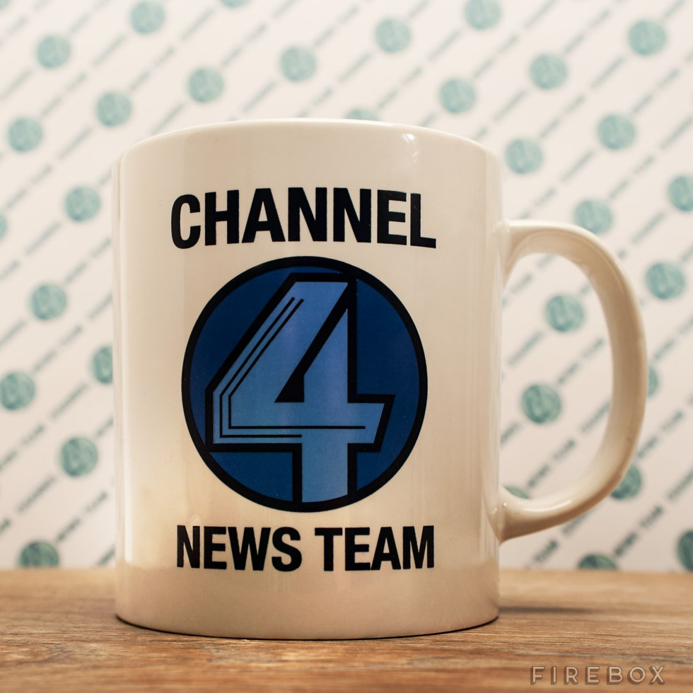 channel 4 news mug