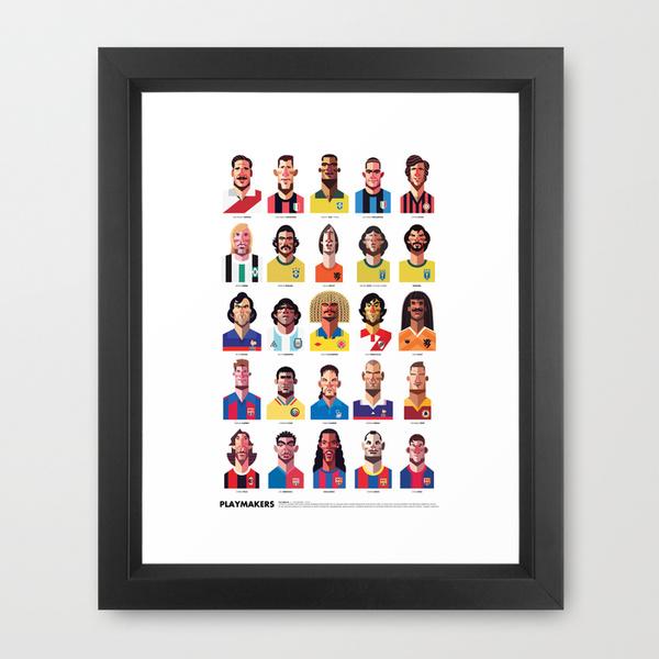 playmaker print frame