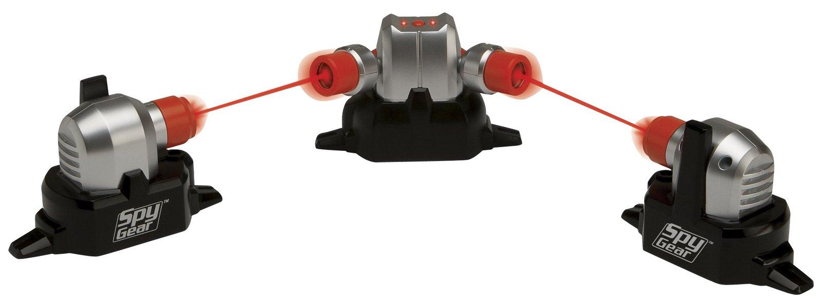 Cool Spy Toys : Spy gear laser tripwire that should be mine