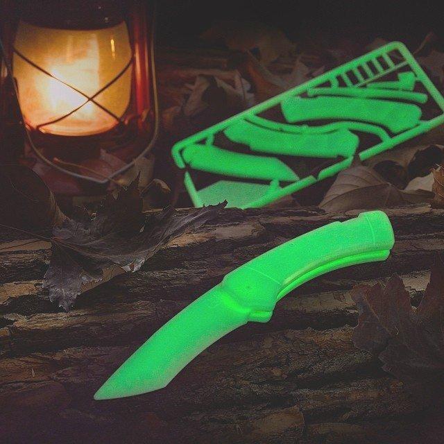 glow knife